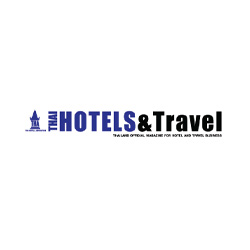 โลโก้สมาคมโรงแรมไทย ผู้สนับสนุนงานแสดงสินค้าในธุรกิจกาแฟของ Thailand Coffee Show