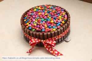 Bakedin_Cake_Decorating_Ideas_Chocolate_Border_Cake
