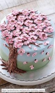 Blossoming-Cherry-Tree-Birthday-Cake-611x1024