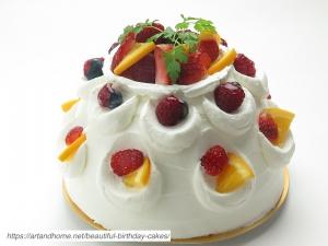 Fruit-Shortcake-Birthday-Cake