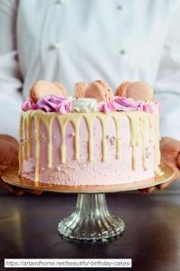 Pink-Macaron-Birthday-Cake-683x1024
