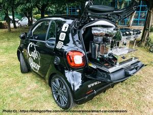 Smart-Car-Coffee-Conversion